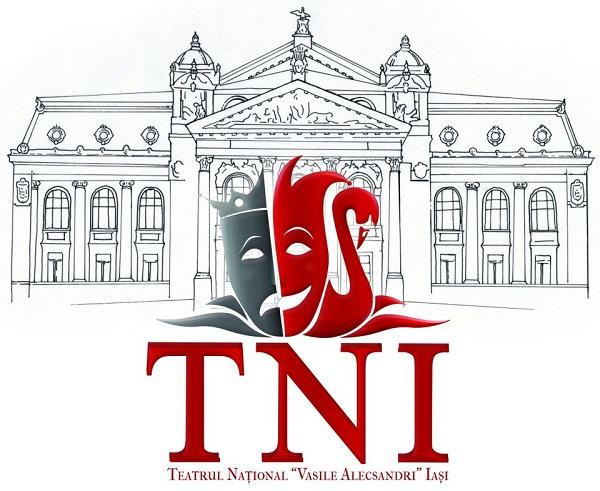 Teatrul National Iasi logo