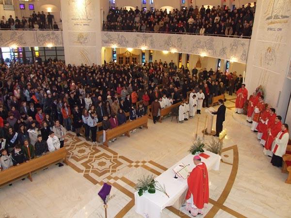 ziua tineretului_biserica catolica
