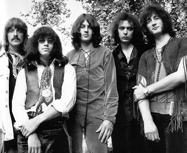 Deep Purple, Mark II