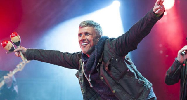 Happy Mondays - Camp Bestival