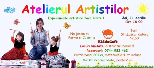 atelierul artistilor