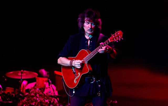Ritchie Blackmore, 2011