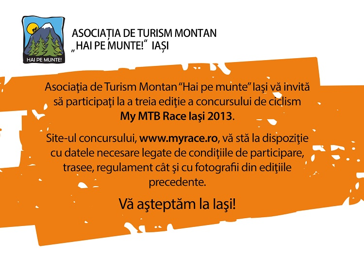 My MTB Race 2013/ Flyer Iasi