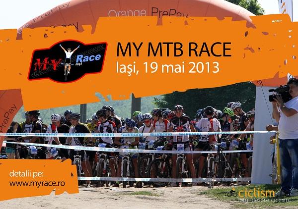My MTB Race 2013/ Afis Iasi