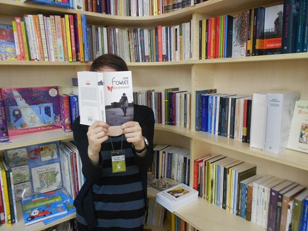Dona Tescovschi recomanda Colectionarul de John Fowles – Libraria Carturesti din Palas Mall Iasi