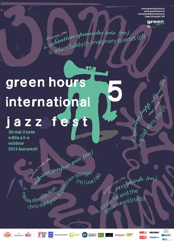 Green Jazz Fest 2013
