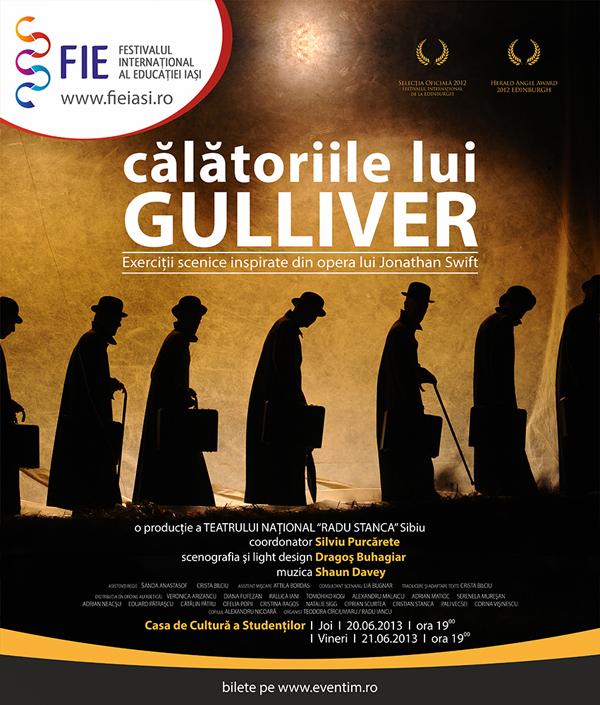 Calatoriile lui Gulliver, 20-21 iunie