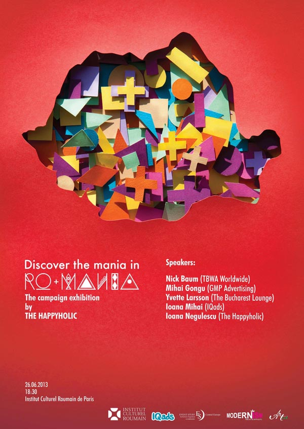 """Discover the mania in RO+MANIA"