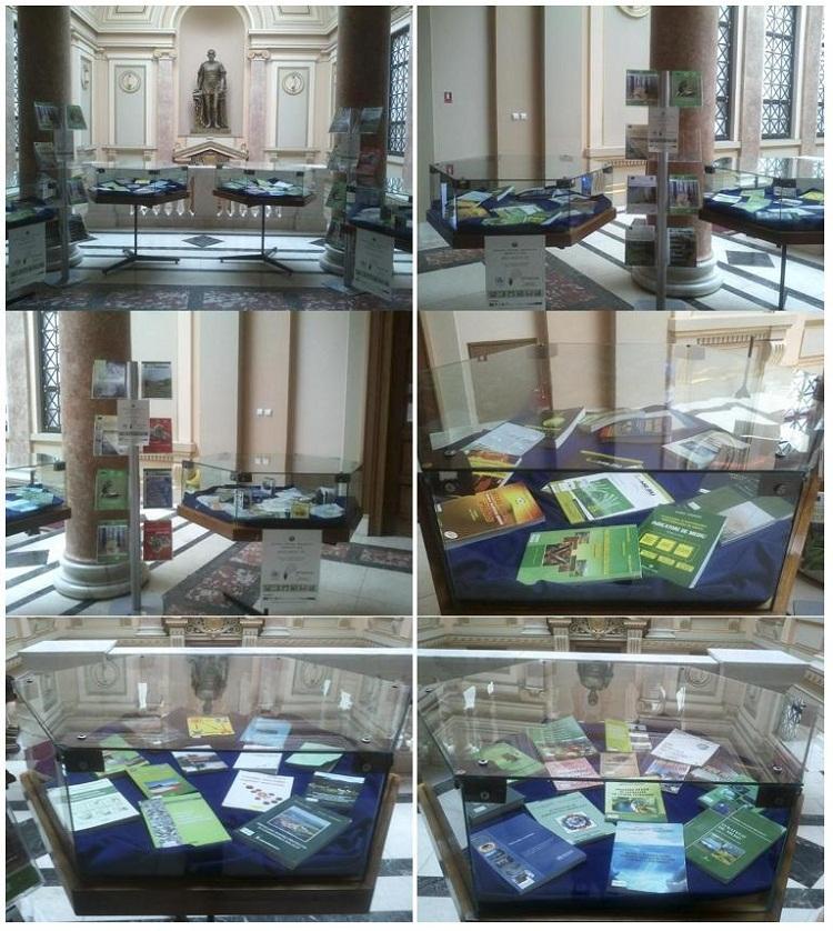 Expoziţie de carte de mediu/ BCU Iasi