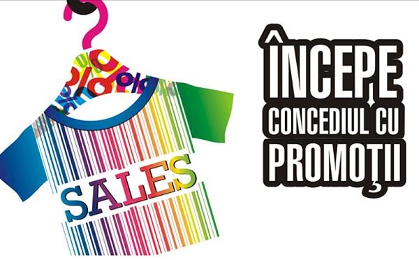 La Palas Mall, concediul de vară începe cu promoții de până la 70%/ foto