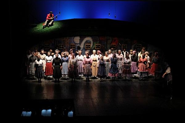 Scripcarul a cântat Iașului în ultima zi a Festivalului Internaţional al Educaţiei/ foto