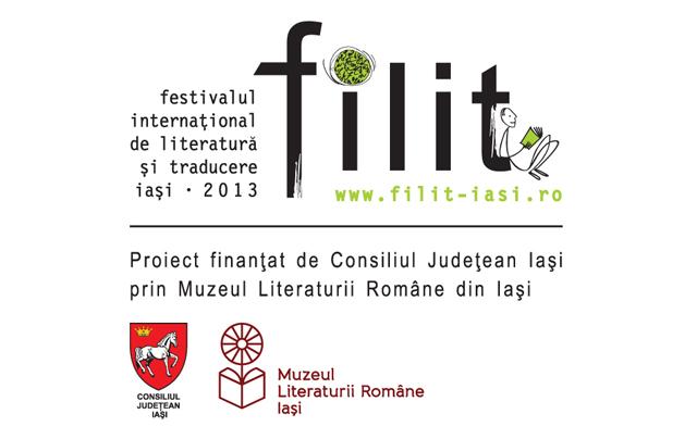 Festivalul International de Literatura si Traducere Iasi 2013