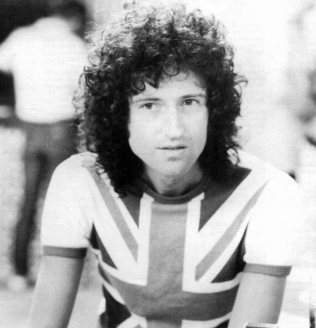 Brian May, Queen