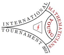 Turneul Internaţional al Tinerilor Matematicieni are loc la Iaşi/ 5-12 iulie/ logo