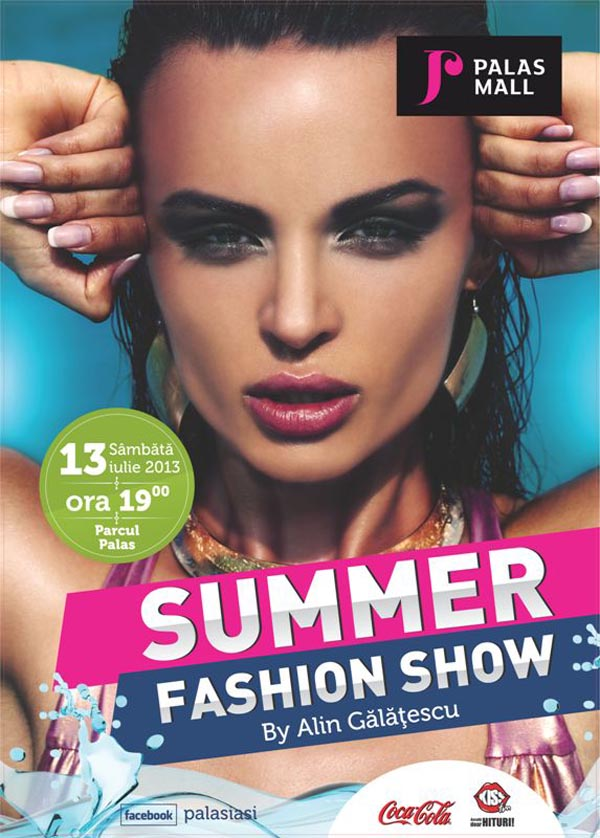 Summer Fashion Show by Alin Galatescu