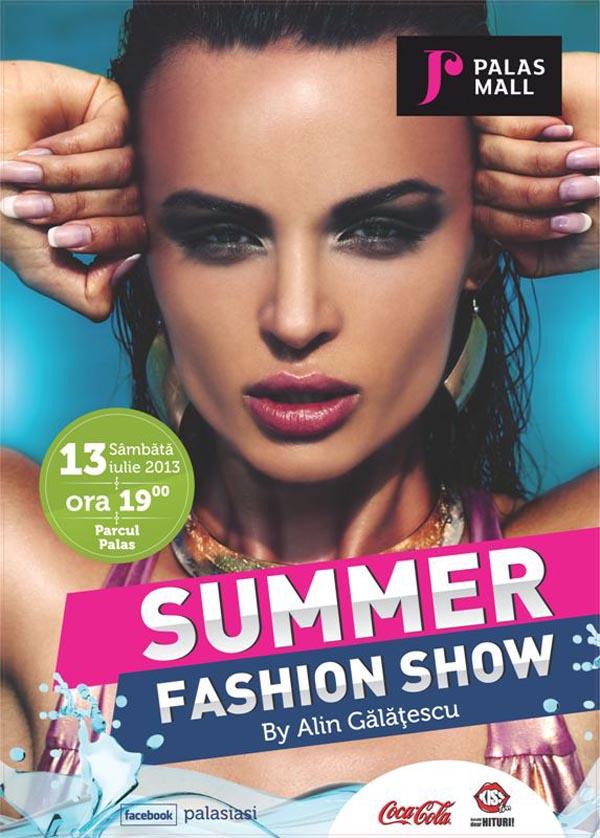 Summer Fashion Show by Alin Galatescu