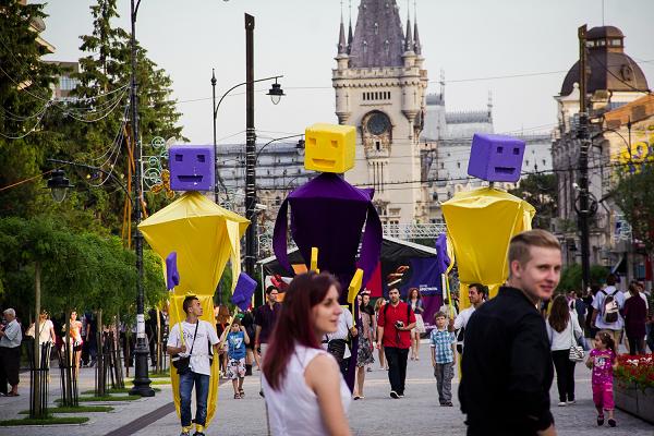 Iași Fringe Festival 2013 și-a desemnat câștigătorii/ foto iasi