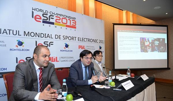 România va găzdui în această toamnă Campionatul Mondial de Sport Electronic/ foto