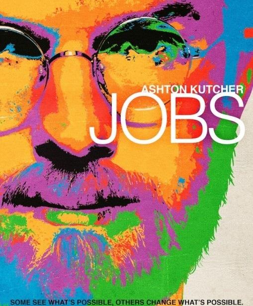 """""""Steve Jobs. Omul care a schimbat lumea"""", pe marile ecrane româneşti din 23 august 2013/ afis film iasi"""
