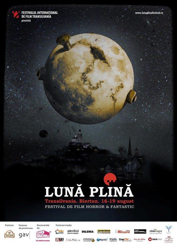 Festivalul de film horror & fantastic ''Luna plina'' - Biertan