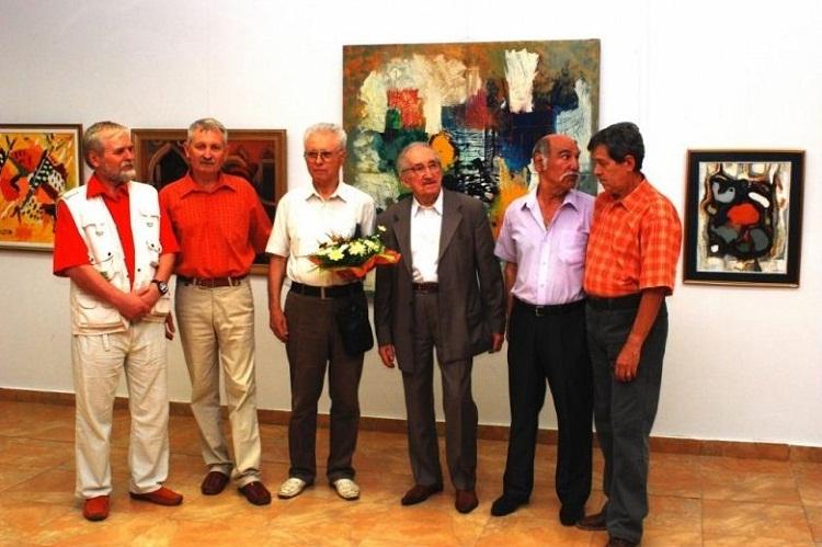 Valori de artă plastică pe axa Sibiu – Iaşi/ Expoziție în Iași până pe 8 august 2013