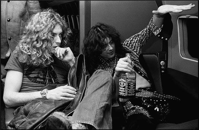 Robert Plant-Jimmy Page