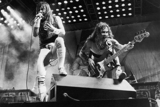 Iron Maiden, 1985 - Rio de Janeiro