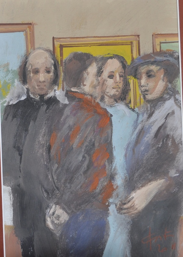 expozitie-pictura-desen-anton-costin-uniunea-artistilor-plastici-din-romania-iasi-foto