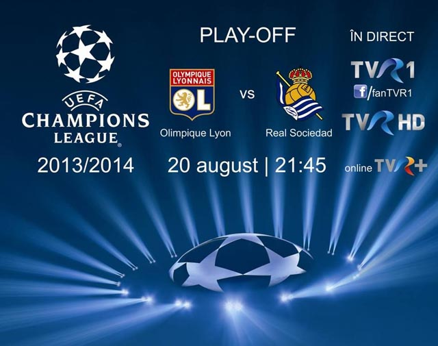 Meciuri Play-Off UEFA Champions League