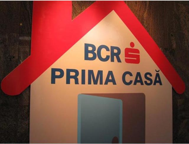 Programul Prima Casa - BCR