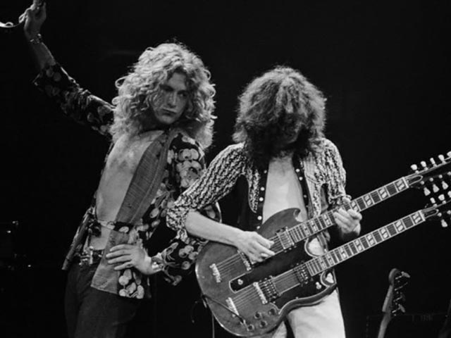 robert plant-jimmy page