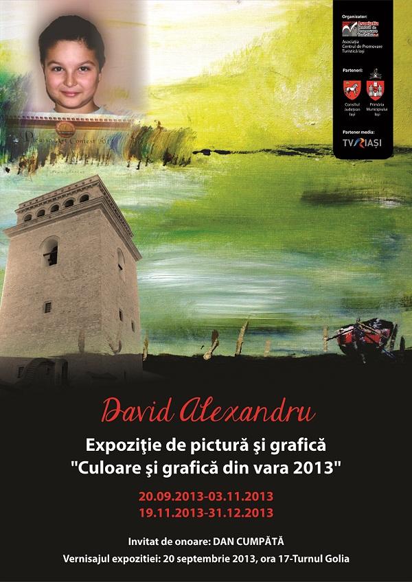 expozitia-culoare-si-grafica-din-vara-2013-asociatia-centrul-de-promovare-turistica-iasi-afis-david-alexandru