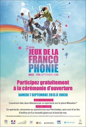 romania-la-jocurile-francofoniei-de-la-nisa-muzica-arte-traditionale-si-cultura-tanara-afis-2013