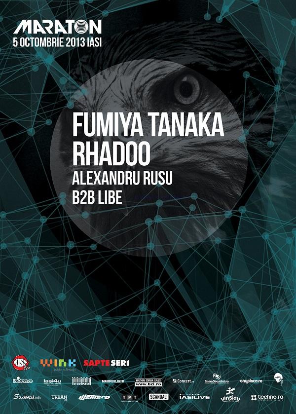 fumiya-tanaka-rhadoo-libe-alex-rusu-muzica-iasi-afis-maraton