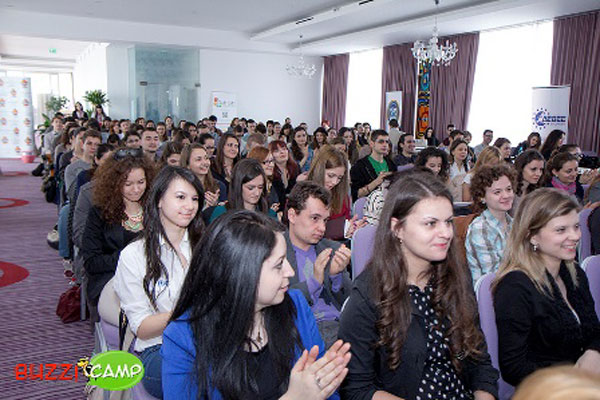 BUZZ!Camp la Iasi