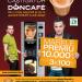 A demarat o noua campanie Doncafe, cu Buzdugan in rolul principal