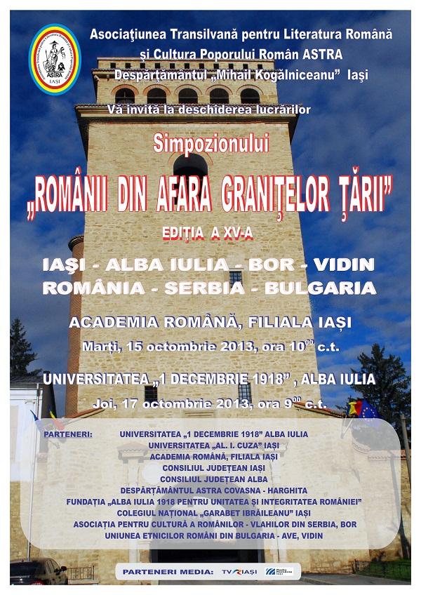 simpozion-international-romani-din-afara-granitelor-tarii-afis-2013-iasi-alba-iulia-bor-vidin
