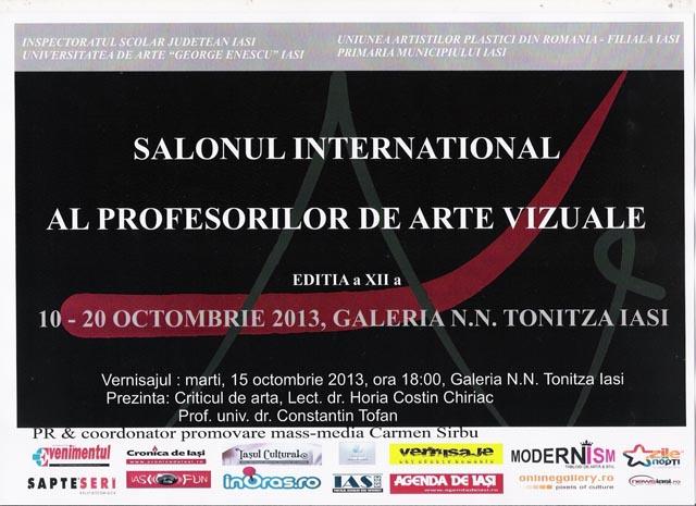 Salonul International al Profesorilor de Arta Vizuala