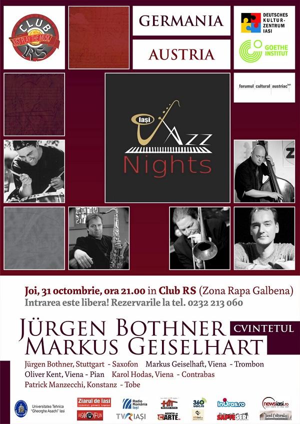 concert-cvintetul-jurgen-bothner-markus-geiselhart-iasi-afis-2013