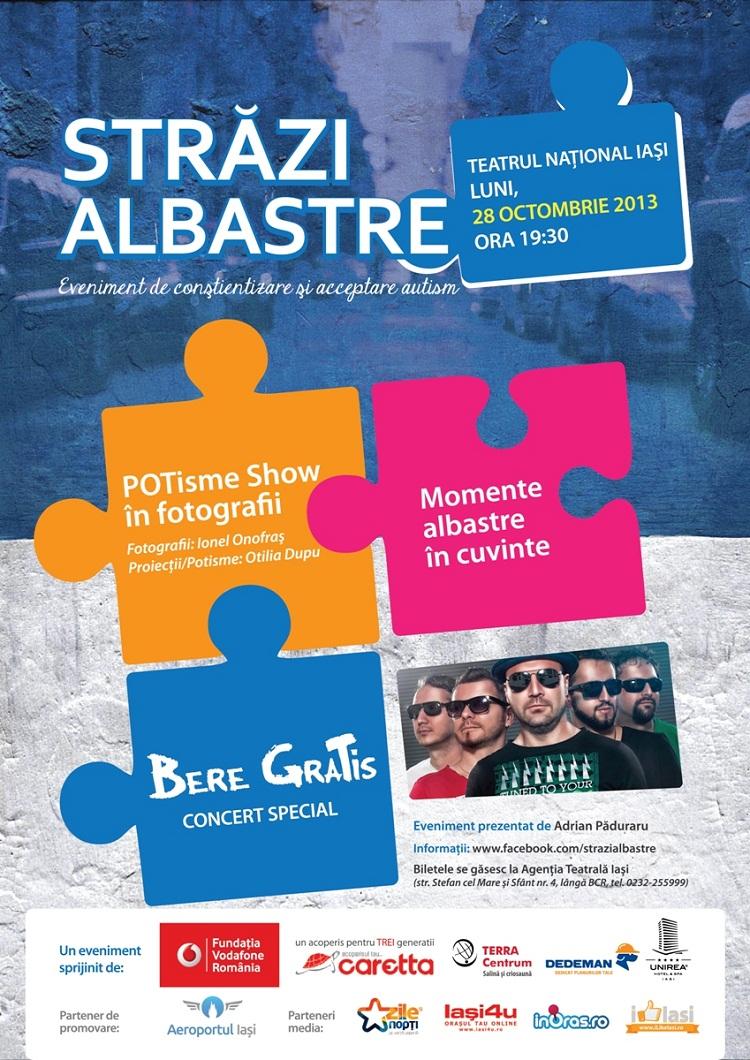 strazile-albastre-evenimente-concert-bere-gratis-teatrul-national-afis-2013