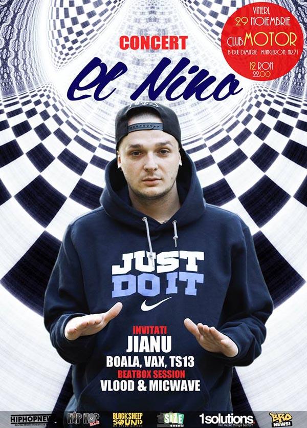 El Nino- Club Motor