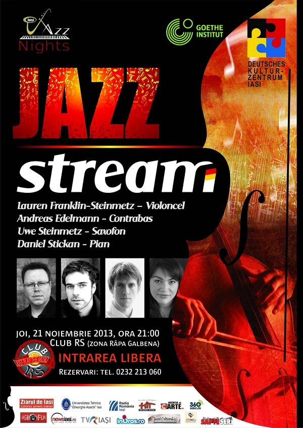 concert-jazz-stream-germania-iasi-afis-21-noiembrie-2013