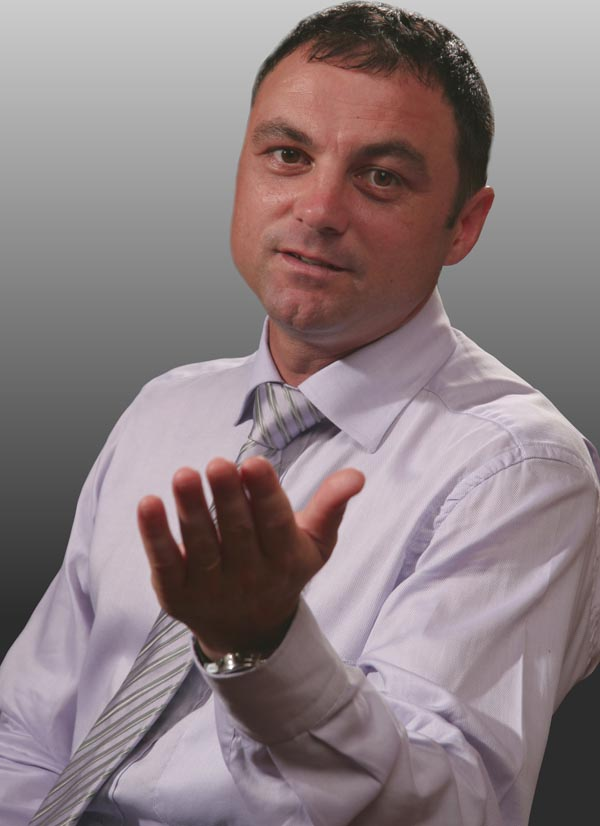 Dan Calugareanu, CEO Alliance Computers