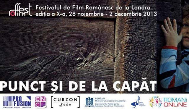 Festival de Film Romanesc la Londra