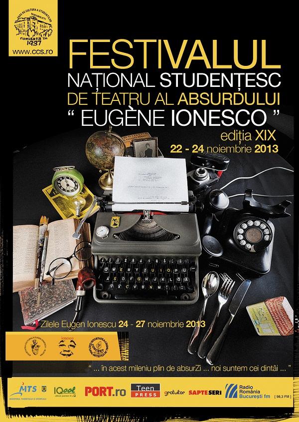 festivalul-national-studentesc-de-teatru-al-absurdului-eugene-ionescu-22-24-noiembrie-2013-afis-bucuresti
