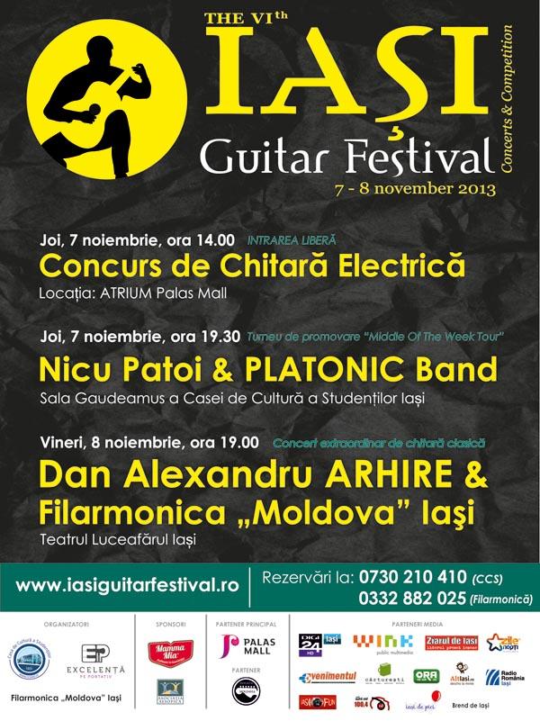 Iasi Guitar Festival 2013