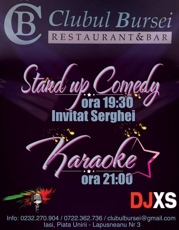 stand-up-comedy-serghei-clubul-bursei-iasi-karaoke-afis-2013