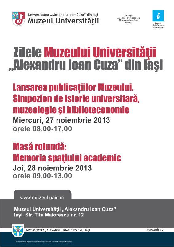 zilele-muzeului-universitatii-alexandru-ioan-cuza-iasi-afis-2013