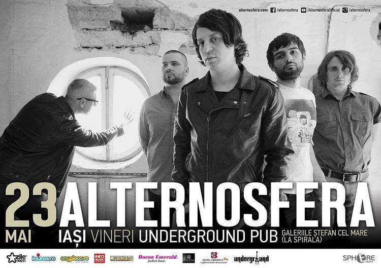 concert-afis-2014-Alternosfera. Iasi. 23 mai