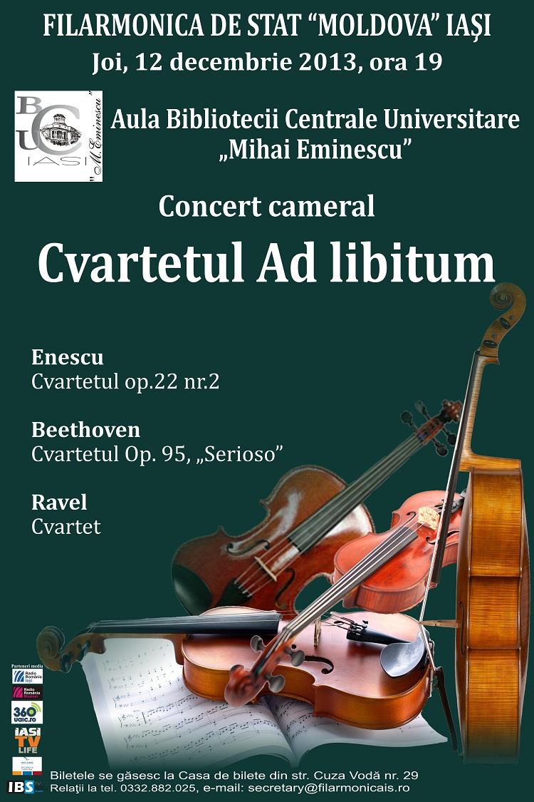 concert-cameral-cu-cvartetul-ad-libitum-muzica-filarmonica-de-stat-moldova-iasi-afis-12-decembrie-2013